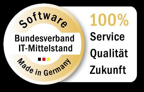 contentXXL CMS - Zertifiziert vom Bundesverband IT-Mittelstand